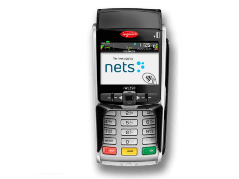 IWL 250 Fristående Korterminal med Bluetooth